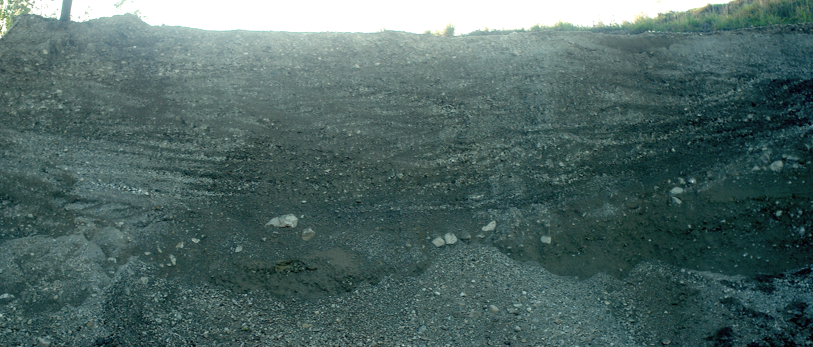 cross-bedded diamictite Eglsee gravel pit Chiemgau impact