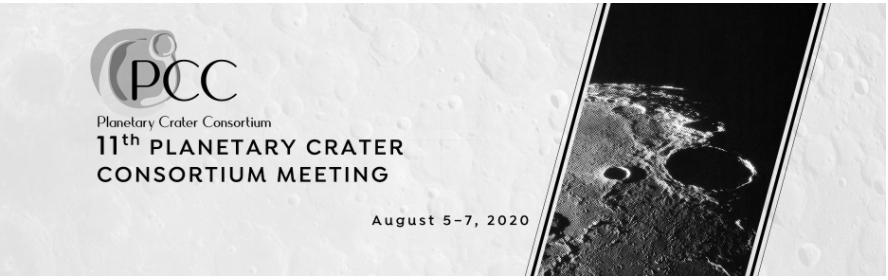11th Planetary Crater Consortium Meeting